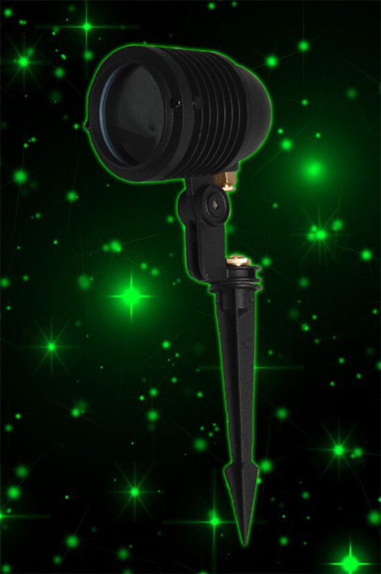 Blisslights Spright Outdoor Holiday Projector GREEN Laser Light Display Effect  eBay