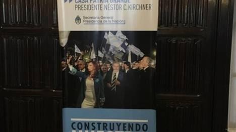 Casa Patria Grande Presidente Néstor Carlos Kirchner.