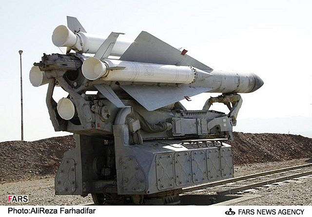 A senior Iranian military commander said that the country's experts have been able to optimize the Russian-made S-200 anti-aircraft missile system so well that the Iranian version of the system has stunned Russian experts.
