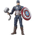 Marvel Legends 6 inch Action Figure Exclusive - Captain America Worthy