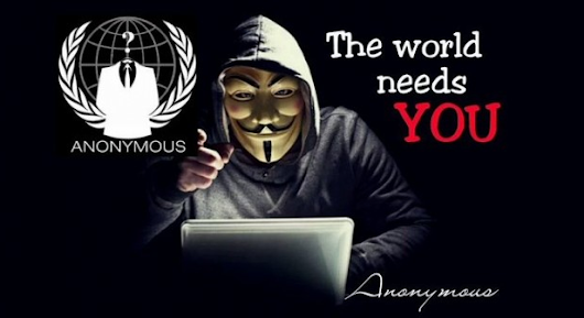 This is how you can join Anonymous hacktivist group – cyb3r