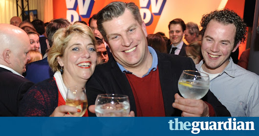Dutch election: Mark Rutte's VVD party takes lead as vote count starts – live | World news | The Guardian