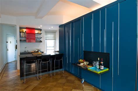super small apartment design  manhattan
