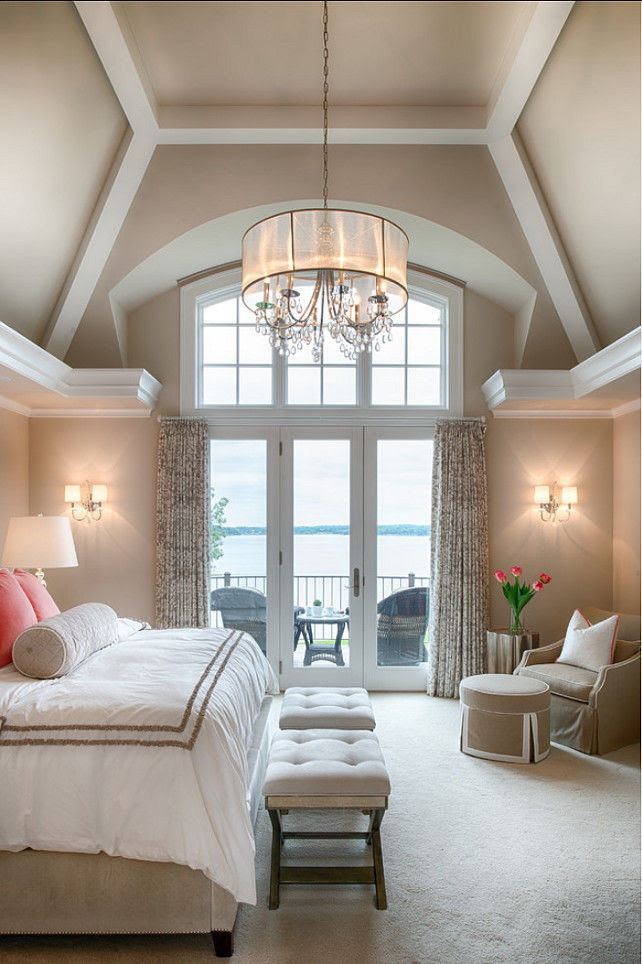 Elegant Neutral Bedroom Pictures, Photos, and Images for ...