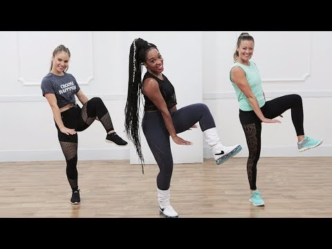 Hip Hop Work Out Video