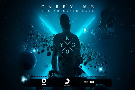 "The VR Shop - Kygo ""Carry Me"" VR Experience - Oculus Rift Review"