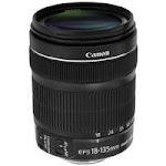 """Canon EF-S 18-135mm f/3.5-5.6 IS STM Lens (White Box)"""