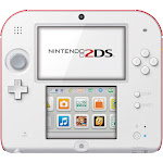 Nintendo 2DS New Super Mario Bros. 2 Bundle, White