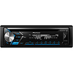 Pioneer (DEH-S4000BT) Single-DIN In-Dash CD Receiver with Bluetooth