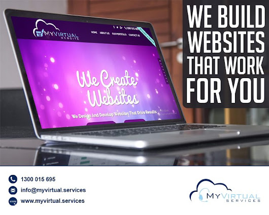 Why Hire A Web Designer? - MyVirtual Services