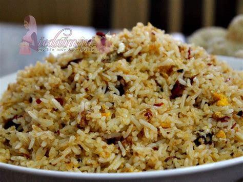 koleksi  resepi nasi goreng mudah  sedap