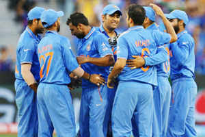 World Cup 2015: Team India aims to stop batting collapse during slog overs