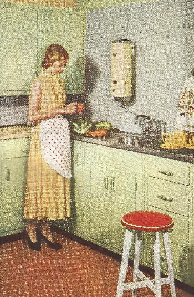 Kitchens – 1950s | 20th Century Home
