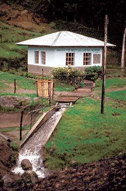 Accueil Micro Electricité Hydroélectrique