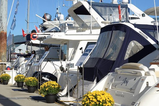Might be Captain Lee Rosbuch's Best Kept Secret! - Review of The Creek Marina, North Vancouver, British Columbia - TripAdvisor
