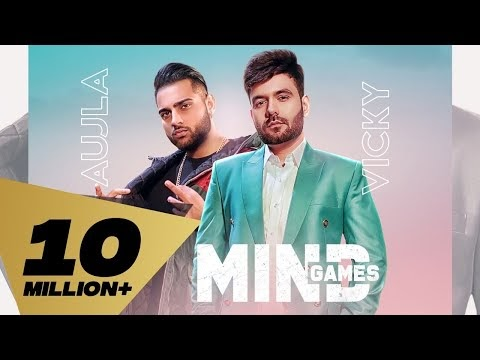 Mind Games Lyrics - Karan Aujla - Punjabi Song