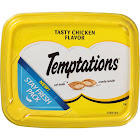 Temptations Treats for Cats, Tasty Chicken Flavor, Value Size - 16 oz