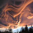 APOD: 2013 February 27 - Asperatus Clouds Over New Zealand