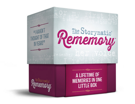 Review: Rememory by Storymatic Studios - Nathan B. Weller