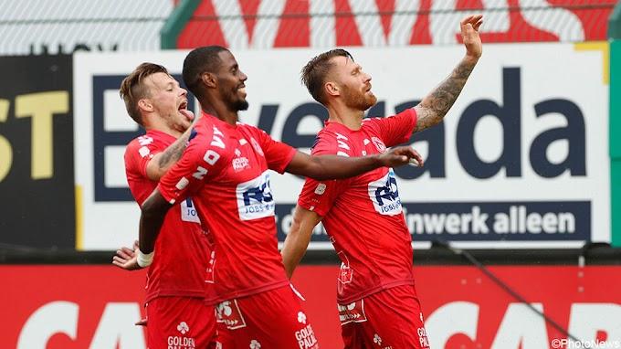 Nieuwkomer Fischer start meteen in de basis bij Antwerp tegen Kortrijk