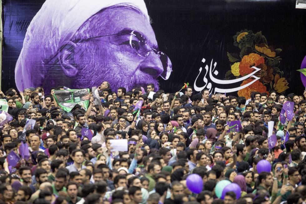Elecciones en Irán 2017