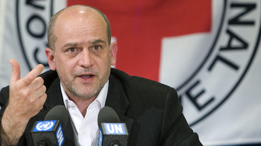 YNET: ICRC official: Israel is not an apartheid state Jacques De Maio, who heads the International Committee of the Red Cross delegation to Israel and the PA, asserts: 'There is no IDF order to shoot suspects to kill, as political officials tried to convince us'; he also rejects claims of apartheid: 'There isn't a regime here that is based on the superiority of one race over another; there is no disenfranchisement of basic human rights based on so-called racial inferiority.'