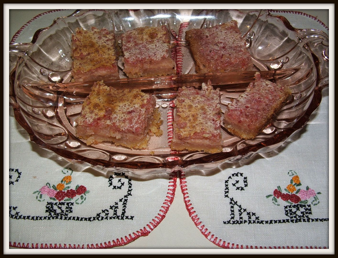 Strawberry Lemon Coconut Squares by Angie Ouellette-Tower for godsgrowinggarden.com photo 008_zpsa54aaf54.jpg