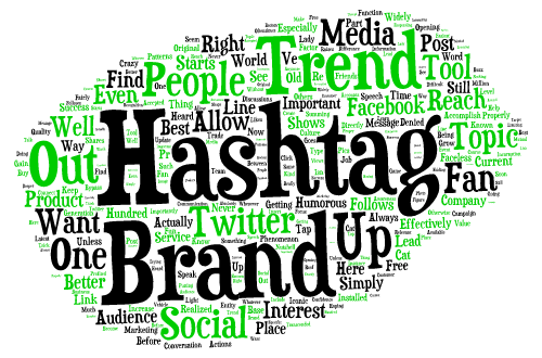 MySocialReach - Are Facebook and Twitter Hashtags Really that Important Anymore?