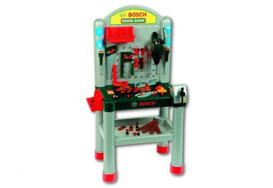 bol.com | Bosch Mini Werkbank met Handboormachine,Bosch