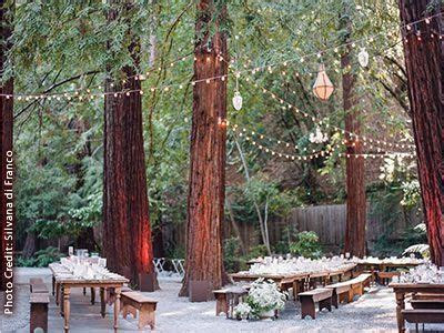San Francisco Bay Area Outdoor Weddings Northern