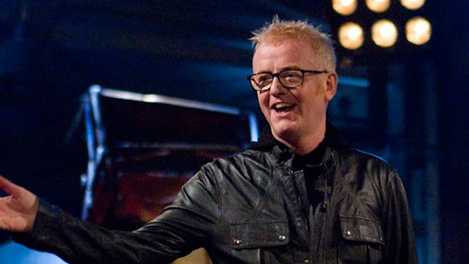 Chris Evans to Lead New 'Top Gear' Line-Up