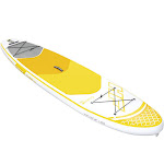 Bestway Hydro-Force Cruiser Tech Inflatable Stand Up Paddle Board - 10