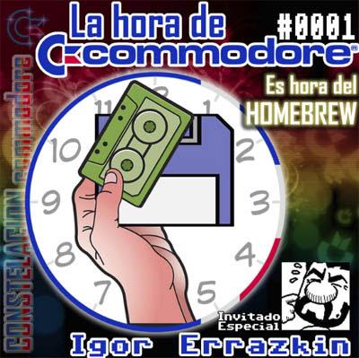 La hora de Commodore 001 - Igor Errazking