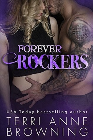 Forever Rockers (The Rocker #12) by Terri Anne Browning