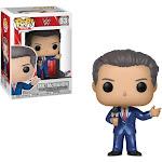 Funko Pop! WWE-Mr. Vince McMahon Toy Figure, Multicolor