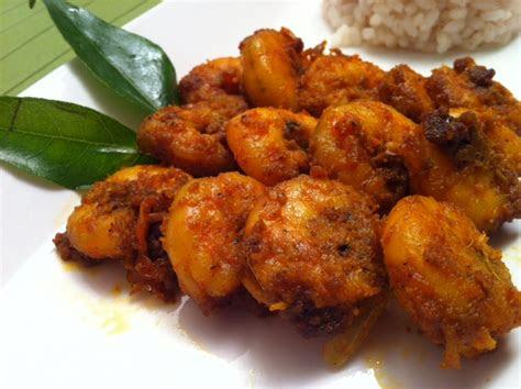 prawn fry recipe chemmeen porichathu kerala recipe