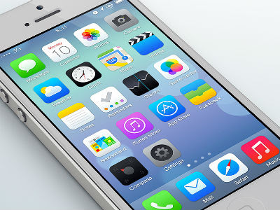 iOS 7 ajuda Apple a recuperar terreno sobre o Android e Windows Phone