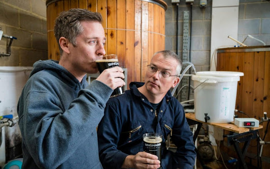 The Great British Brew Off: how we became a nation of home beer makers
