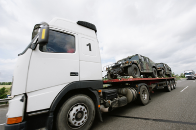 Military Equipment Shipping - Global Auto Transportation