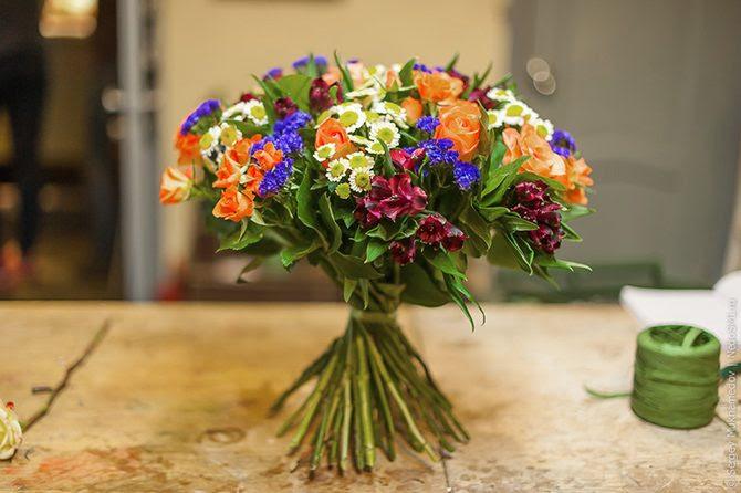 Как выбрать цветы и сохранить их надолго