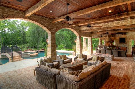 rustic outdoor design   home