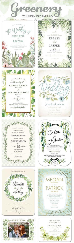 2019 Wedding Trends: 100 Greenery Wedding Decor Ideas