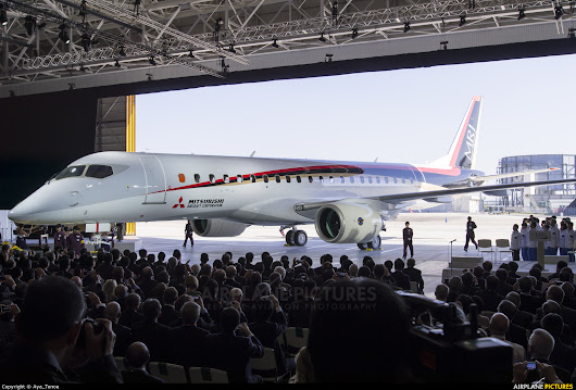 Mitsubishi delays MRJ90 deliveries by an additional two years