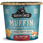 Kodiak Almond Poppy Seed Muffin Cup - 2.24oz