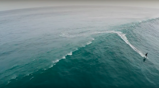 Jet Surfing in Chile with Everaldo 'Pato' Teixeira | Towsurfer.com