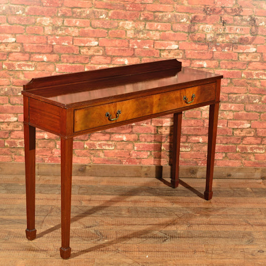 An Edwardian Mahogany Sideboard, c.1910 – London Fine Antiques