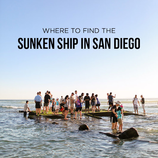 Where to Find the Sunken Ship in San Diego » Local Adventurer >> Currently San Diego