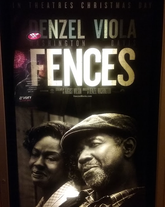 """Fences"" Review"