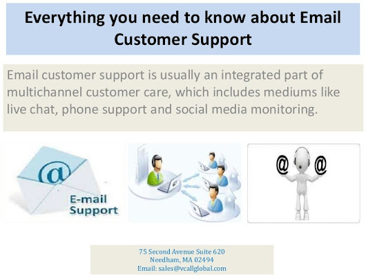 Everything you need to know about email customer support