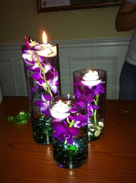 Rent Glass Cylinder Sets. Hire for Centerpiece Decor